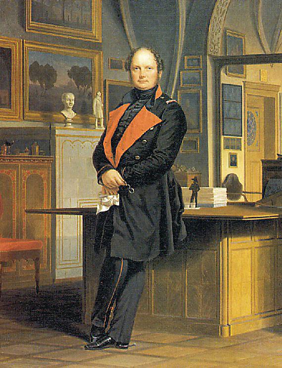 Friedrich Wilhelm IV., König von Preußen, 1840 - 61
